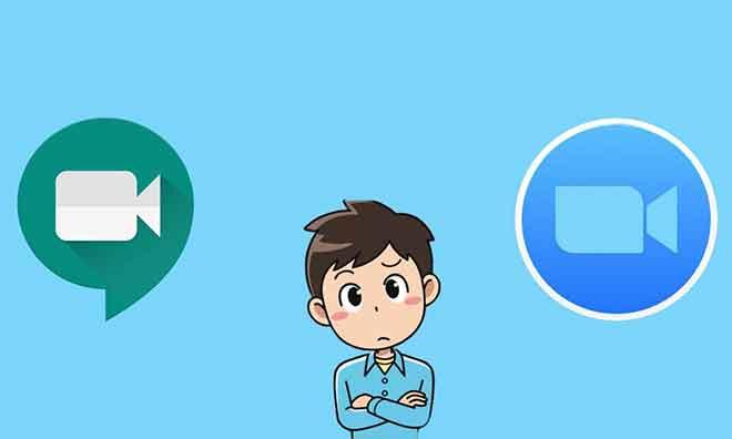 Google Meet против Zoom: что лучше?