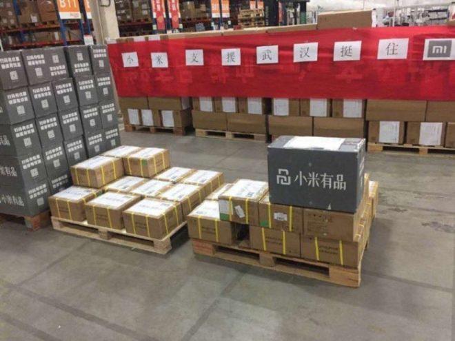 Huawei и Xiaomi против коронавируса