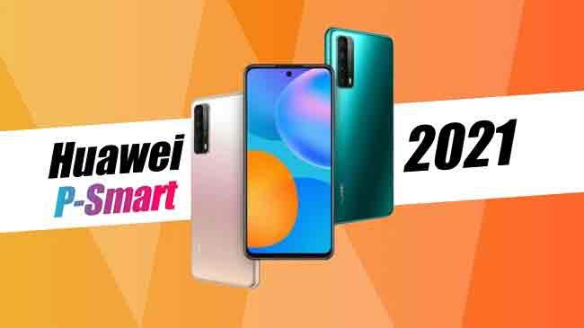 Загрузите и установите USB-драйвер Huawei P Smart 2021