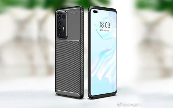 Huawei P40 Pro: мы наконец-то открыли его полный дизайн