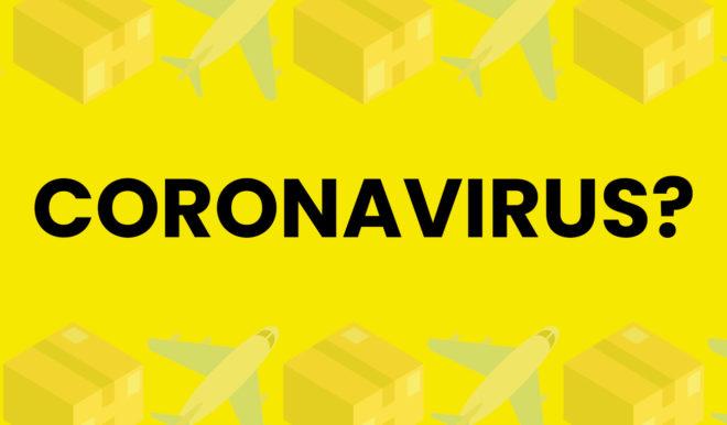 Может ли коронавирус передаваться через посылки из Китая?
