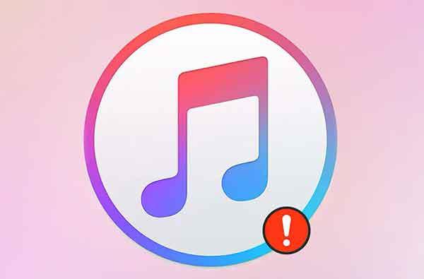 Как исправить iTunes Library.itl файл не читается