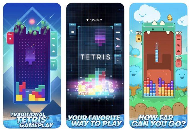 Новый тетрис доступен для Android и iOS.