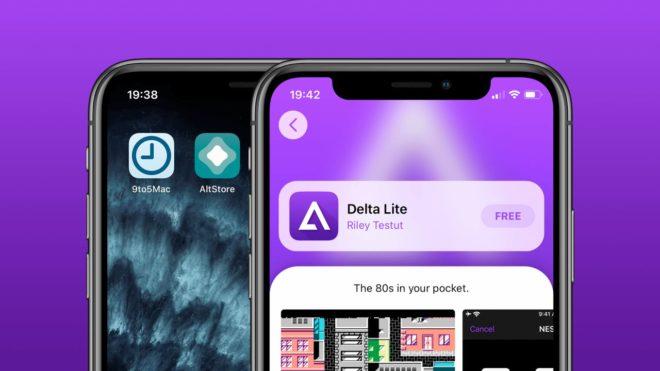 iPhone: как установить альтернативный App Store без джейлбрейка?