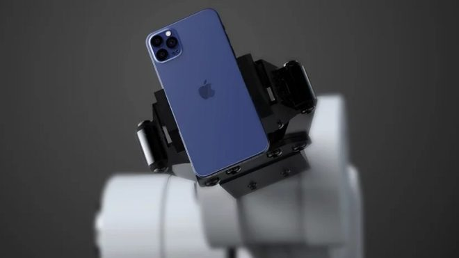 iPhone 12 может иметь новый цвет – темно-синий