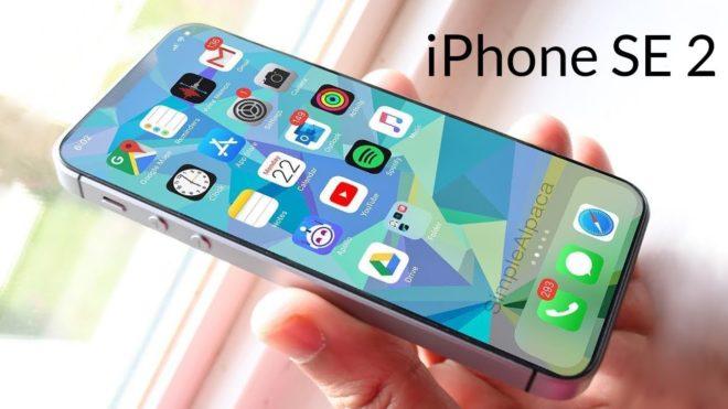 iPhone SE 2: Touch ID или Face ID, но цена меняется