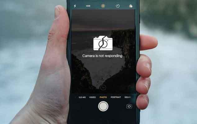 Что делать, если не работает камера iPhone