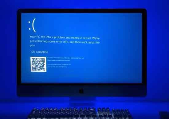 Как исправить ошибку irql_ not_ less_ or_ equal в Windows 10