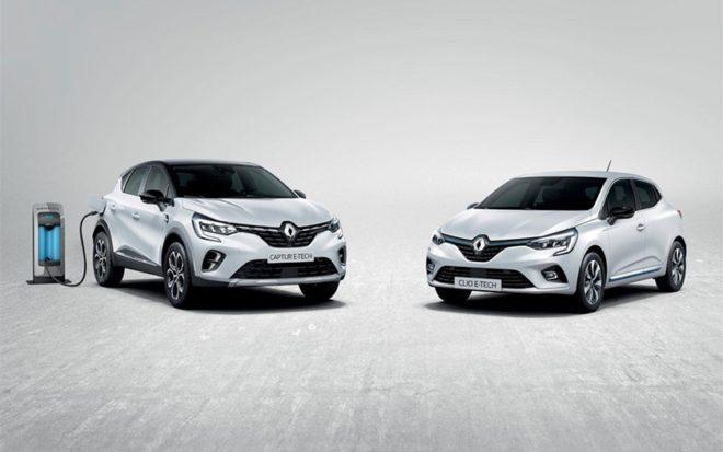 Renault наконец-то становится гибридом с Clio E-Tech и Captur E-Tech