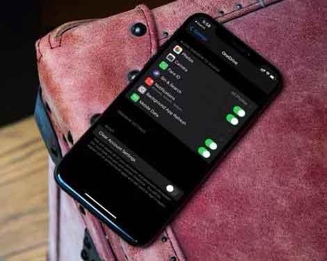 Обновление приложения в фоновом режиме не работает на iPhone