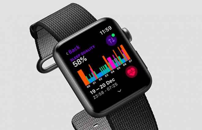 5 лучших приложений для отслеживания сна для Apple Watch