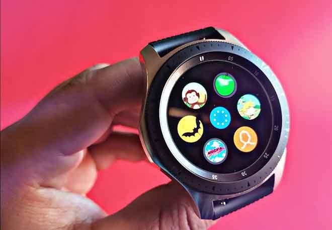 Лучшие приложения для Galaxy Watch