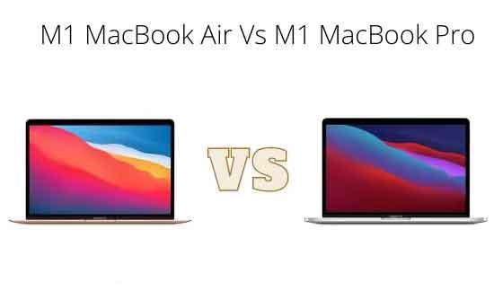 MacBook Air M1 против MacBook Pro M1: какой купить?