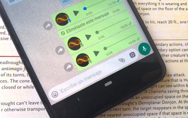 Голосовые сообщения WhatsApp не работают, решено