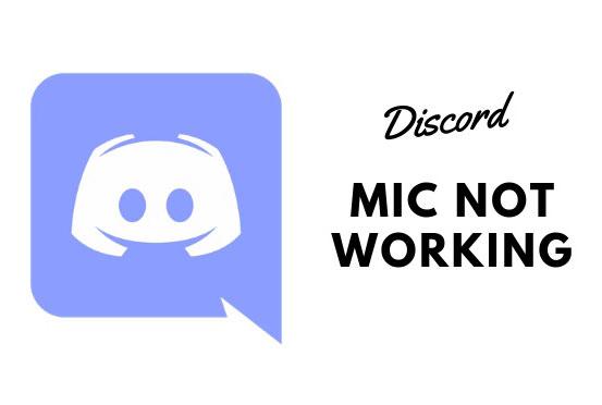 6 способов исправить, когда ваш микрофон Discord не работает