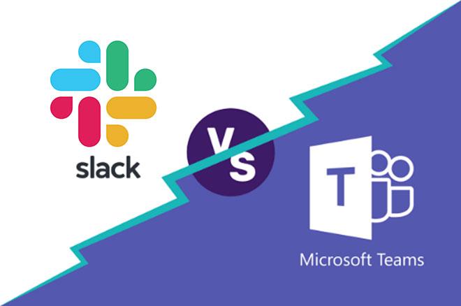 Microsoft Teams против Slack: что лучше?