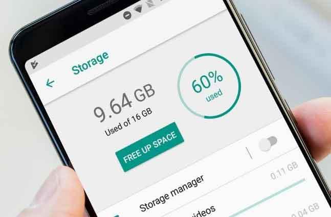 10 лучших приложений для освобождения места на телефоне Android