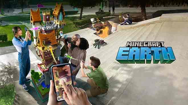 Как играть в Minecraft Earth на ПК бесплатно