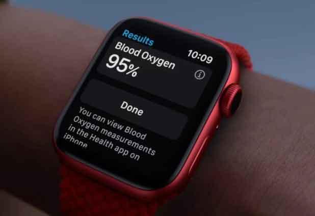 Как контролировать уровень кислорода в крови с помощью Apple Watch