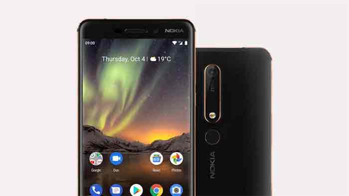 Загрузите и установите LineageOS 18 на Nokia 6.1 (2018)