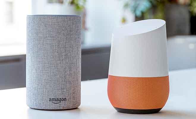 Лучше Google Home или Amazon Echo для вашего умного дома?