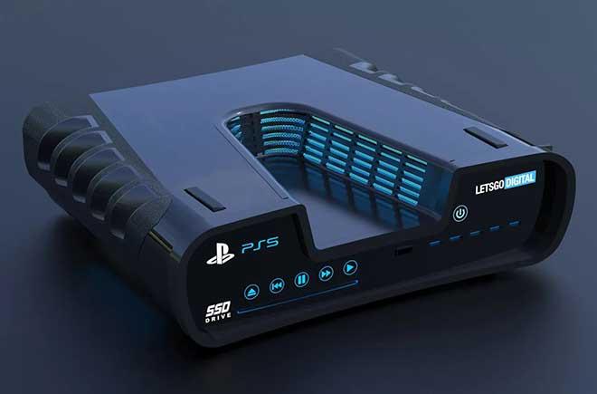 Play Station 5 – самая быстрая консоль в мире