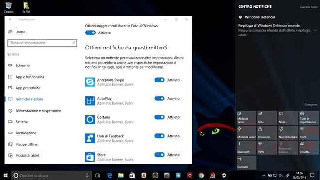 Что такое Центр действий в Windows 10 и как им пользоваться
