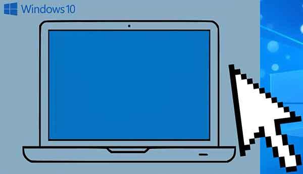 6 решений, когда указатель мыши мигает в Windows 10