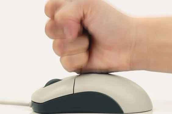 Указатель мыши перемещается сам по себе, 6 решений