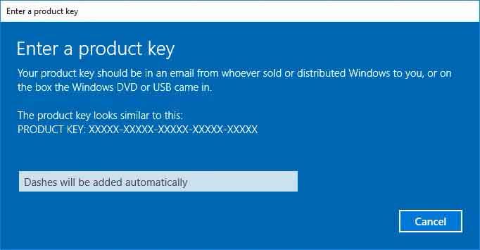 Решение ошибки: эта копия Windows не является подлинной