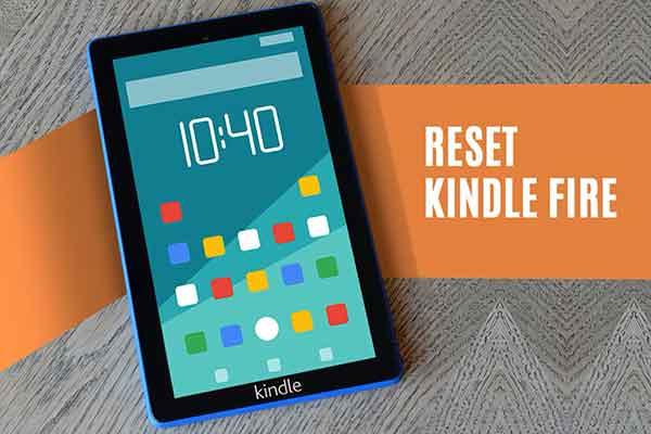 Как сделать Hard Reset Kindle Fire мягко и жестко?