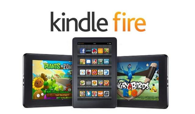 Как восстановить заводские настройки Kindle Fire