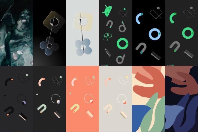 Загрузите потрясающие живые обои из Google Pixel 4