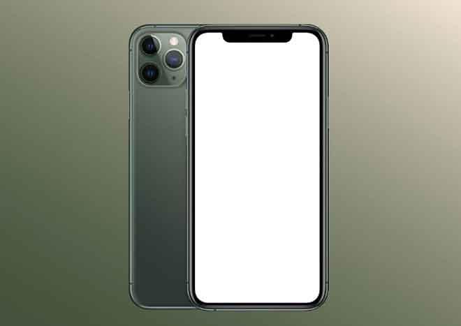 Белый экран на айфоне: что это и как исправить