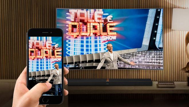 Узнайте, как подключить смартфон к телевизору