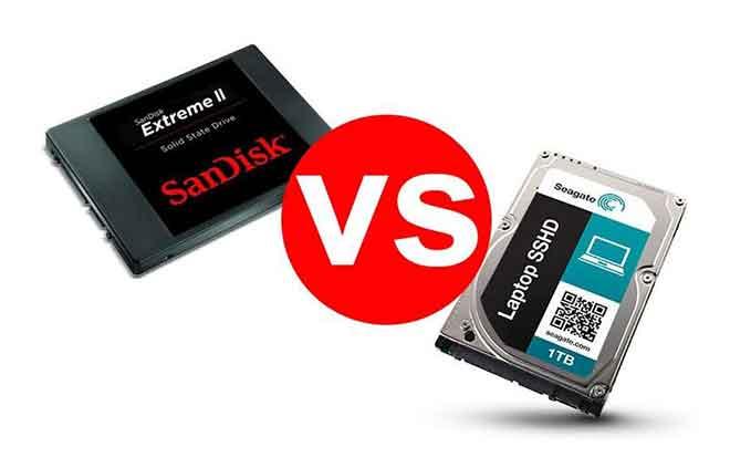 SSHD и SSD: что лучше?
