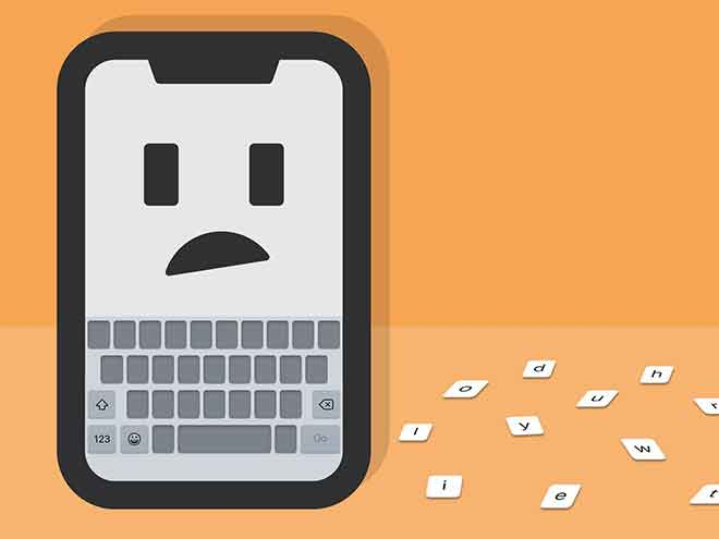 Клавиатура Android не отображается, 7 решений