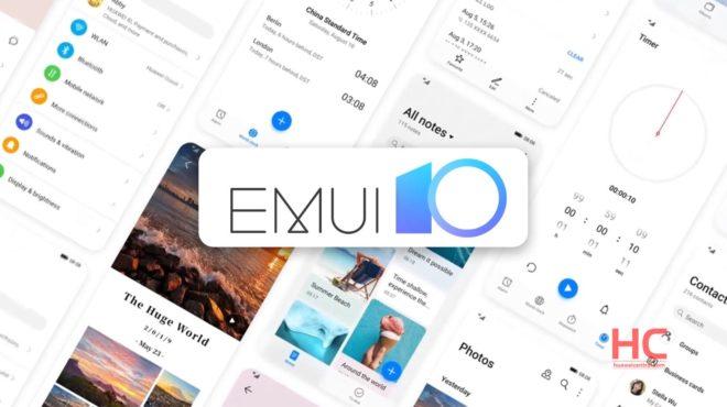 Это телефоны Honor и Huawei, которые НЕ получат EMUI 10