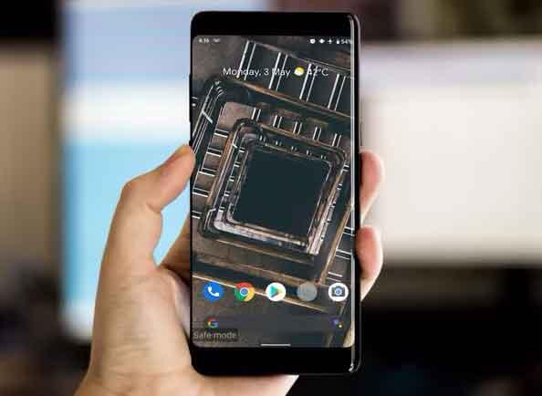 Телефон Android завис в безопасном режиме, 6 решений