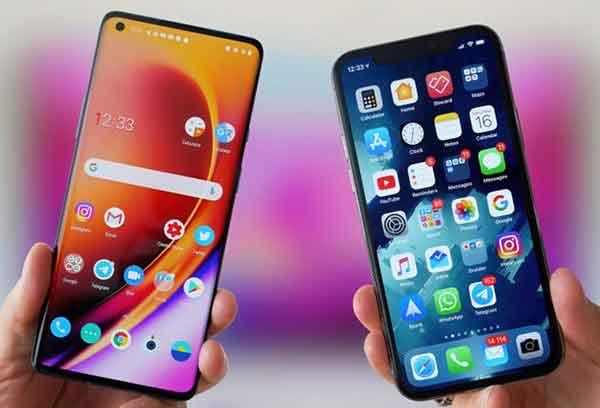 Как перенести контакты с iPhone на Android 3 способами