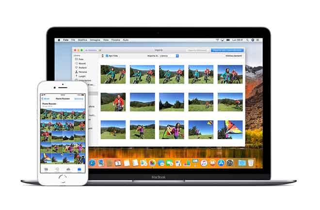 Как перенести фотографии с iPhone на Mac или ПК