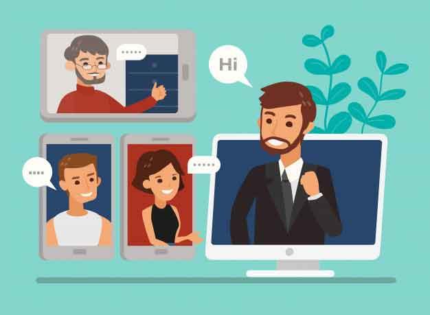Как совершать групповые видеозвонки на ПК, iPhone и Android