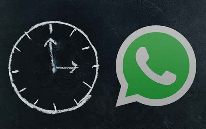 WhatsApp: чтобы вы могли активировать исчезающие сообщения