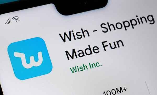 Что такое приложение Wish?  Платформа электронной коммерции, предлагающая товары со скидкой