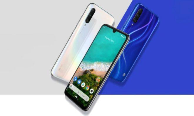 Xiaomi Mi A3 и Xiaomi Mi A2 собираются получить обновление Android 10