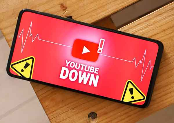YouTube не работает?  8 решений