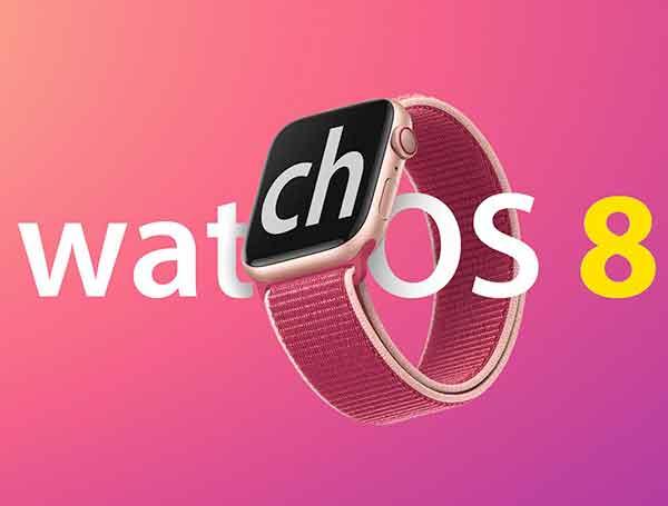 Как обновить Apple Watch до WatchOS 8