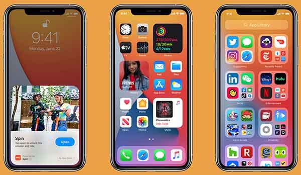 Как обновить iPhone до iOS 15