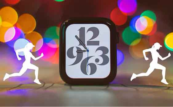 Как считать шаги на Apple Watch?