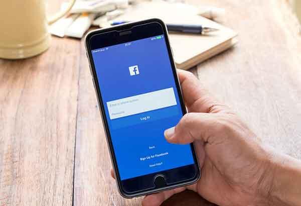 Как отключить Facebook на iPhone